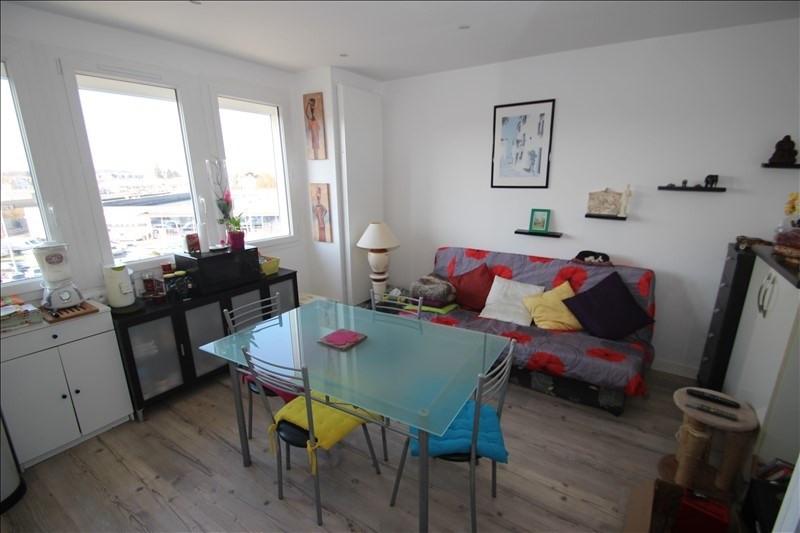 Sale apartment Crepy en valois 90000€ - Picture 1