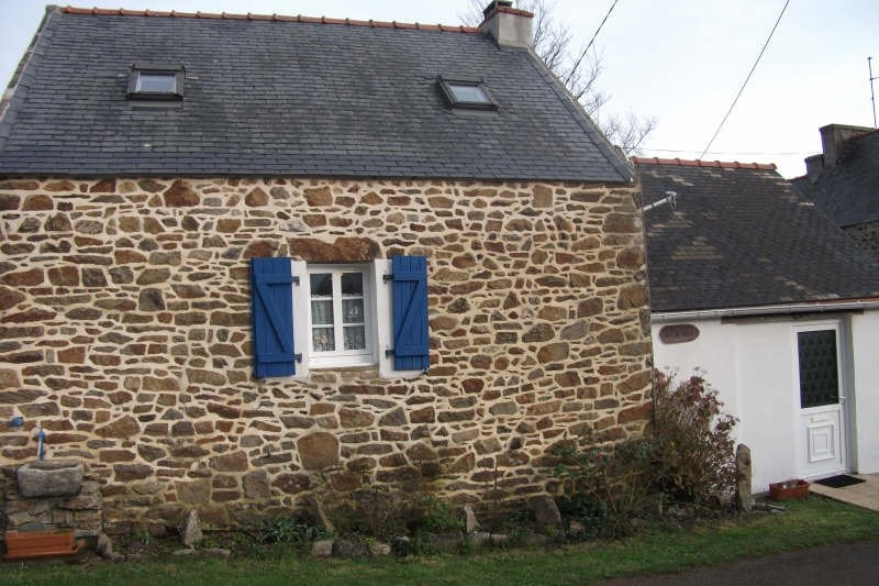 Sale house / villa Cleden cap sizun 94500€ - Picture 1