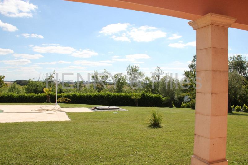 Vente maison / villa L'isle jourdain 10 min 415 000€ - Photo 9