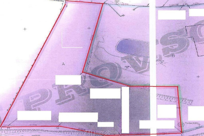 Sale site Les issambres 495000€ - Picture 5