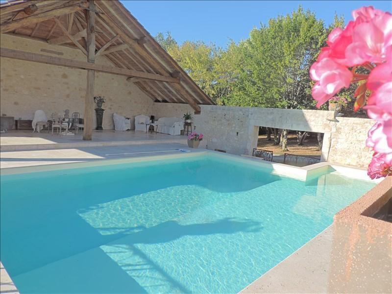 Deluxe sale house / villa Prayssas 892500€ - Picture 5