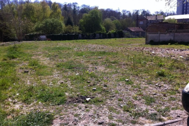 Vente terrain Villers cotterets 24 000€ - Photo 1
