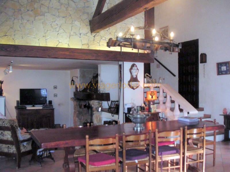 Vendita nell' vitalizio di vita casa Rougiers 295000€ - Fotografia 5