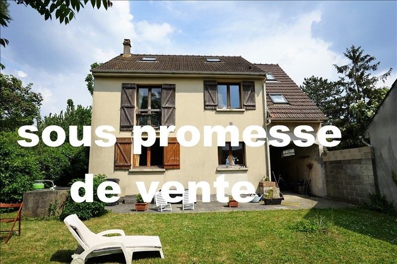 Vente maison / villa Argenteuil 346 500€ - Photo 1