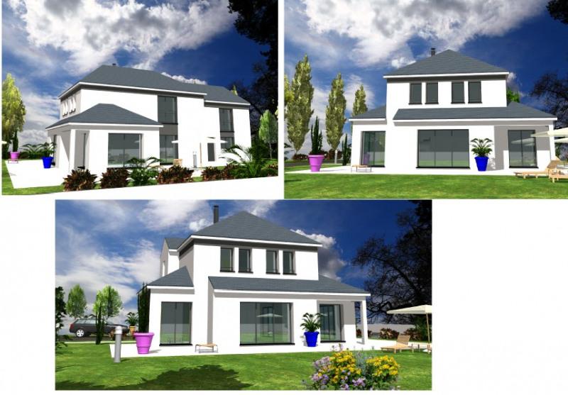 """Modèle de maison  """"Maisons de 7 pièces sur mesure"""" à partir de 7 pièces Yvelines par ARCHIVIM OUEST ILE-DE-FRANCE"""