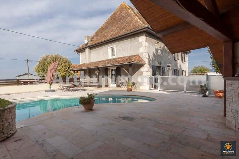 Deluxe sale house / villa Les avenieres 449000€ - Picture 1