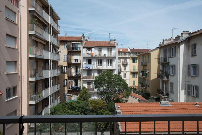 Verkoop  appartement Nice 169000€ - Foto 1