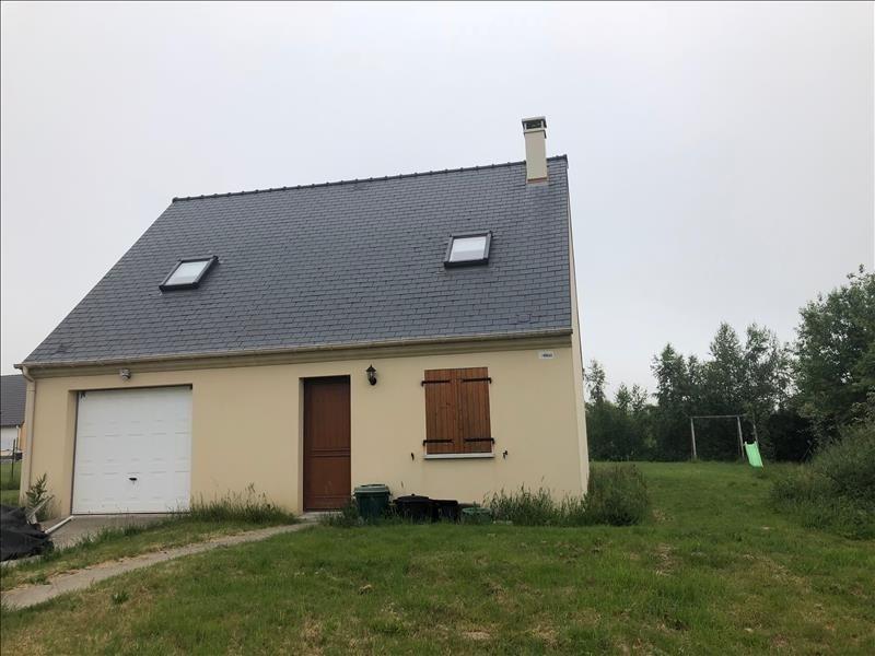 Vente maison / villa Les thilliers en vexin 174600€ - Photo 5