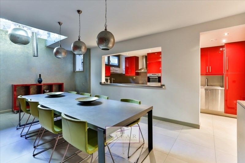 Vente de prestige appartement Paris 16ème 2180000€ - Photo 1
