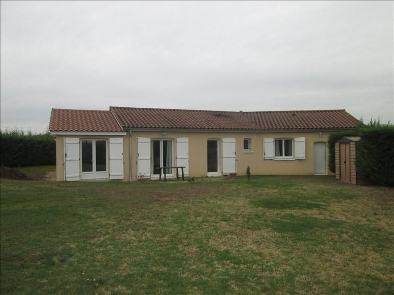 Vente maison / villa Cuisery 165000€ - Photo 1