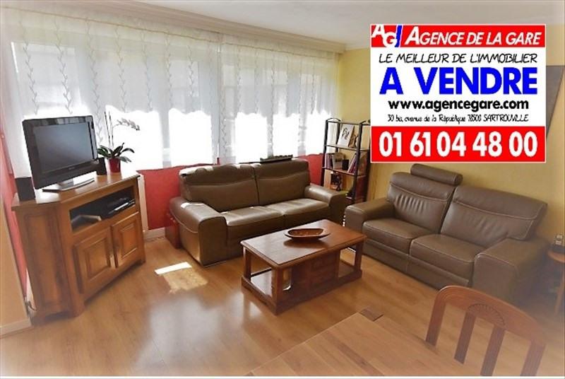 Vente appartement Carrieres sur seine 278000€ - Photo 2