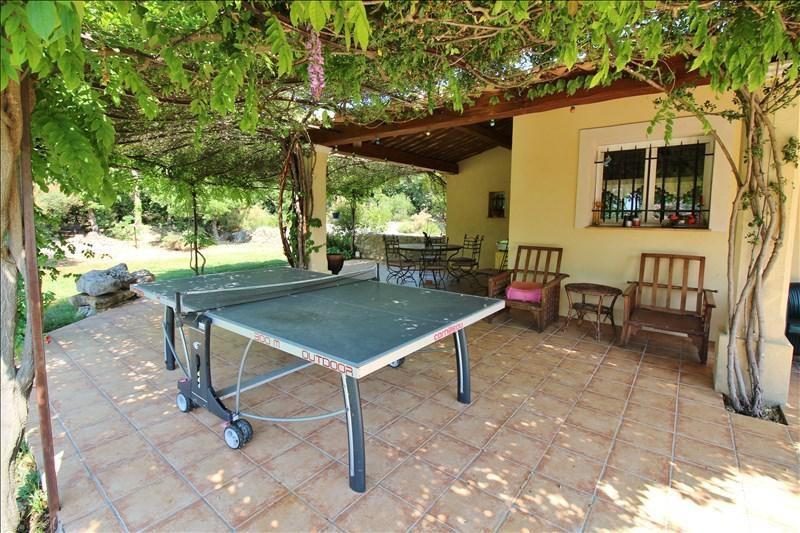 Vente de prestige maison / villa Saint cezaire sur siagne 577000€ - Photo 9