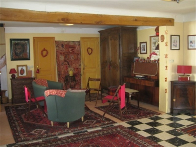 Sale house / villa Fontenay st pere 420000€ - Picture 6