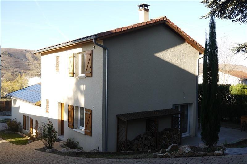 Venta  casa Reventin vaugris 255000€ - Fotografía 2