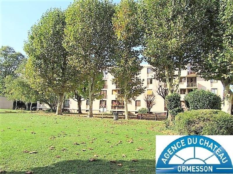Sale apartment Le plessis trevise 197000€ - Picture 1