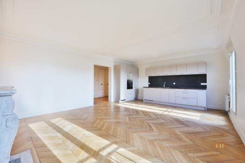 Vente de prestige appartement Paris 17ème 1070000€ - Photo 4