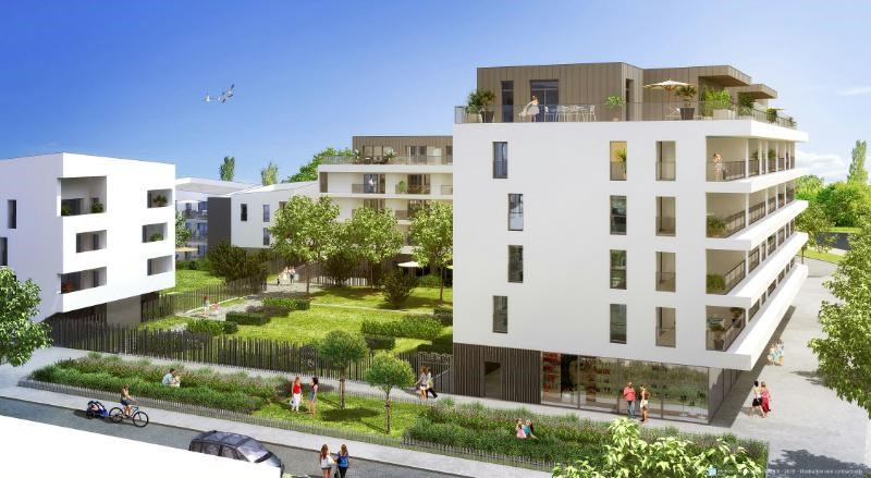 Opus r sidence programme immobilier neuf la rochelle for Residence immobilier
