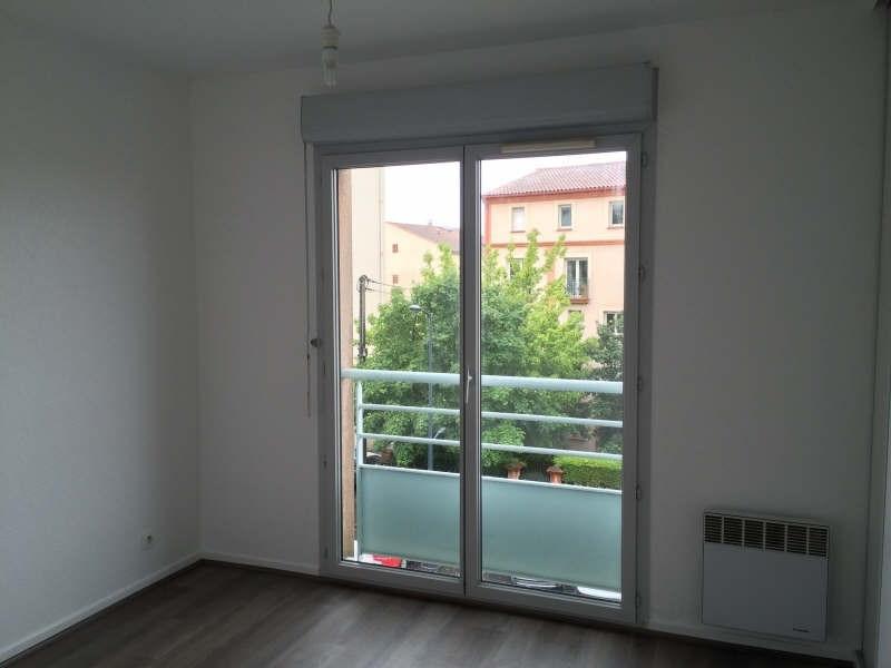Rental apartment Toulouse 575€ CC - Picture 4