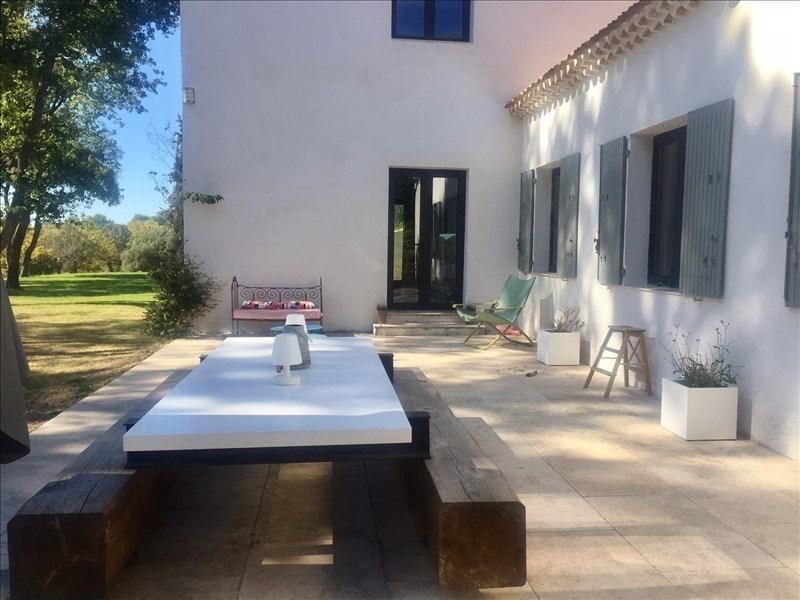 Vente de prestige maison / villa Rognes 1020000€ - Photo 2