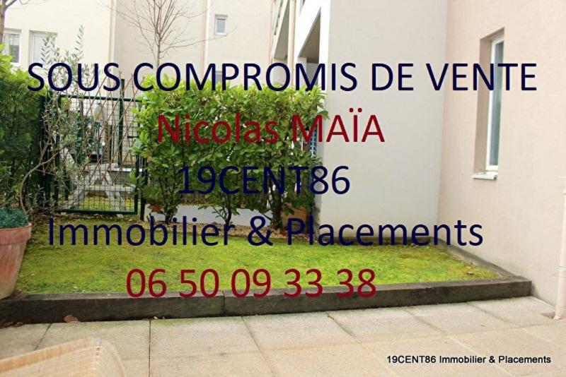 Sale apartment Venissieux 115000€ - Picture 1