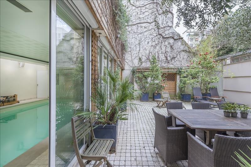 Vente de prestige maison / villa Paris 18ème 2650000€ - Photo 3