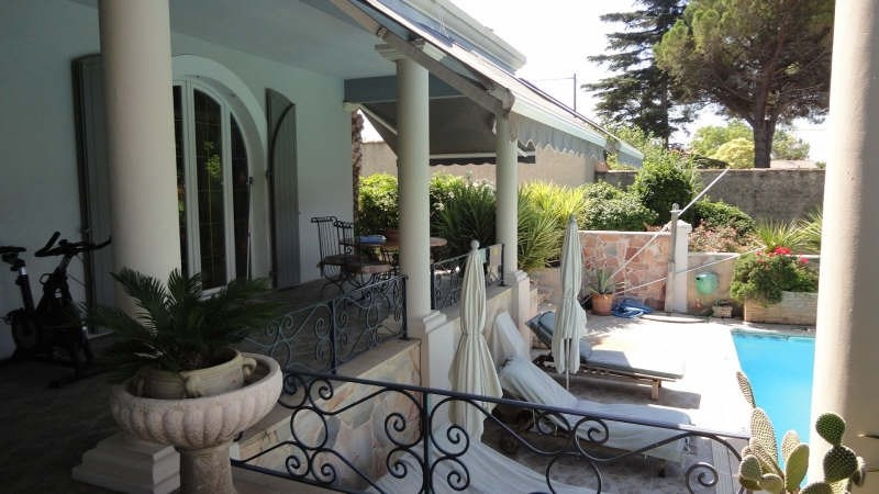 Deluxe sale house / villa St chamas 840 000€ - Picture 4
