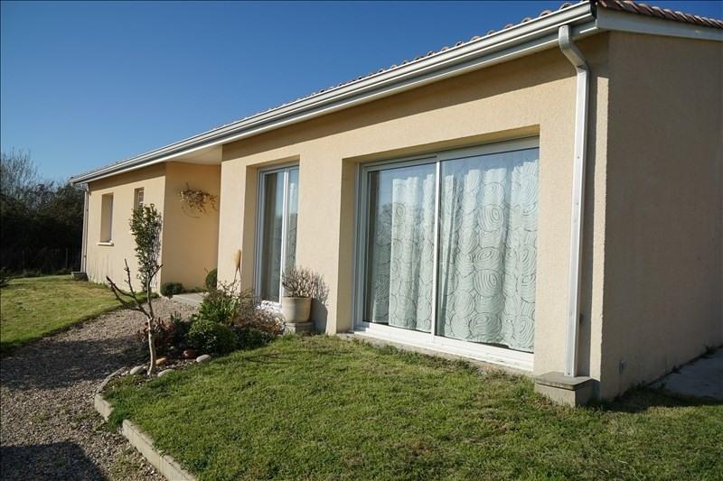 Sale house / villa St savin 189000€ - Picture 1