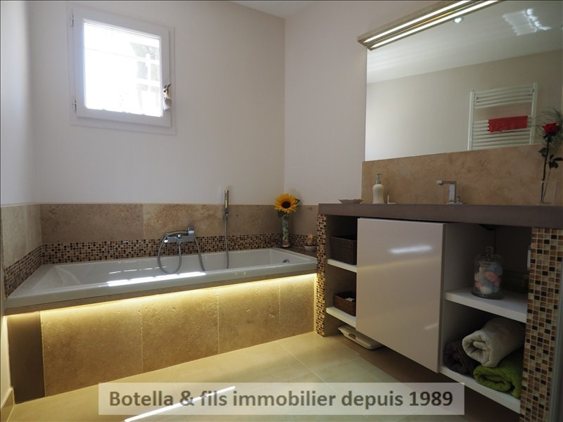 Vente de prestige maison / villa Goudargues 525 000€ - Photo 8