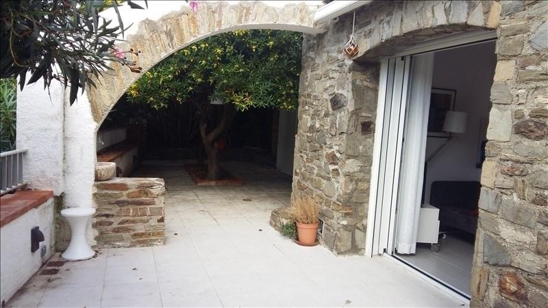 Sale apartment Collioure 230000€ - Picture 1