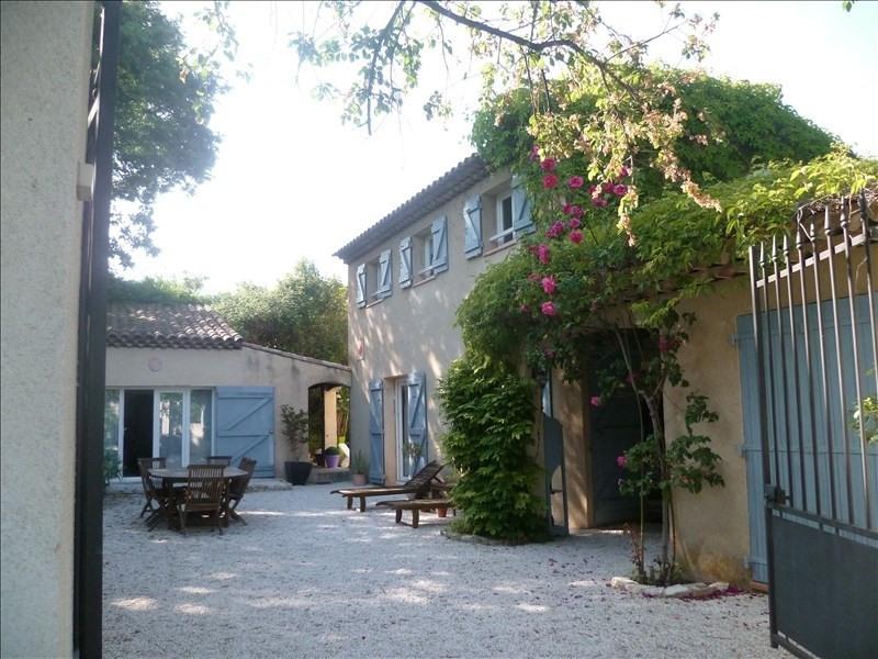 Vente de prestige maison / villa Le puy ste reparade 599000€ - Photo 6