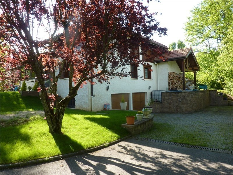 Vente maison / villa St genis pouilly 865000€ - Photo 3