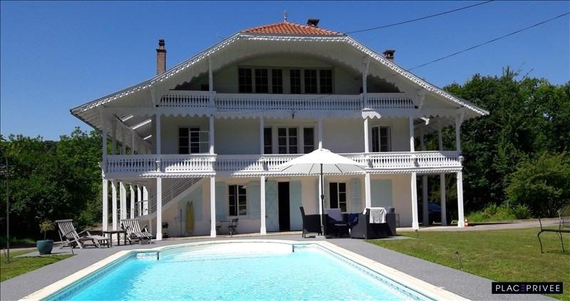 Vente de prestige maison villa 13 pi ce s liverdun 500 m avec 7 chambres 989 000 euros for Achat villa de prestige