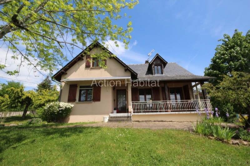 Sale house / villa La fouillade 199500€ - Picture 1
