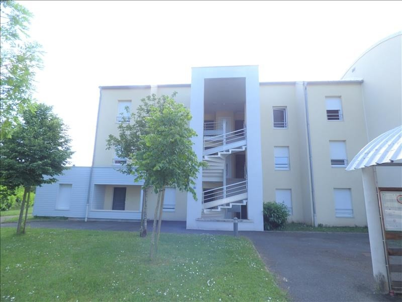 Sale apartment Yzeure 91000€ - Picture 1