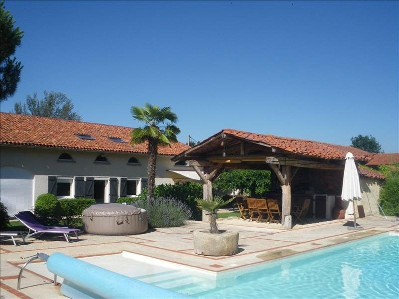 Sale house / villa Savigneux 490000€ - Picture 11