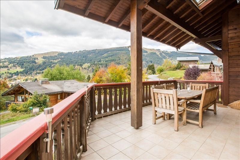 Verkoop van prestige  huis Les gets 895000€ - Foto 4