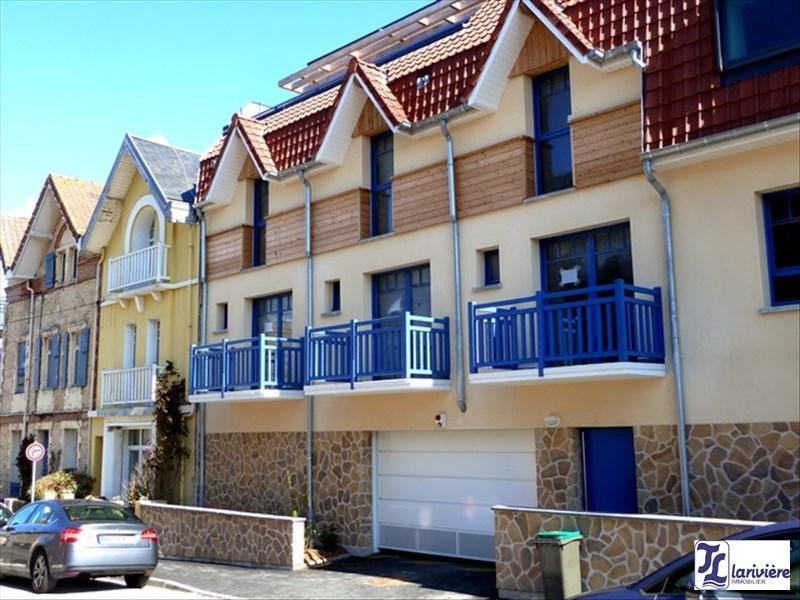 Sale apartment Wimereux 220000€ - Picture 1