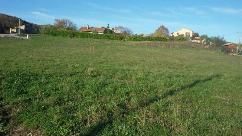 Vente terrain Chomérac 109000€ - Photo 5