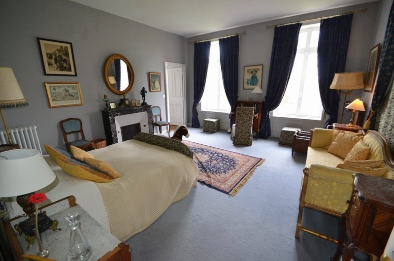 Verkauf von luxusobjekt schloss Coutances 565000€ - Fotografie 5
