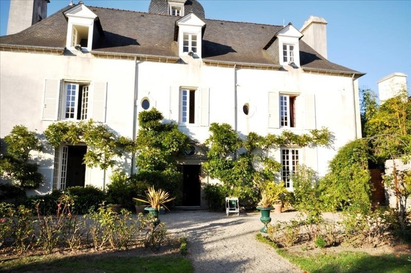 Deluxe sale house / villa Auray 1700000€ - Picture 1