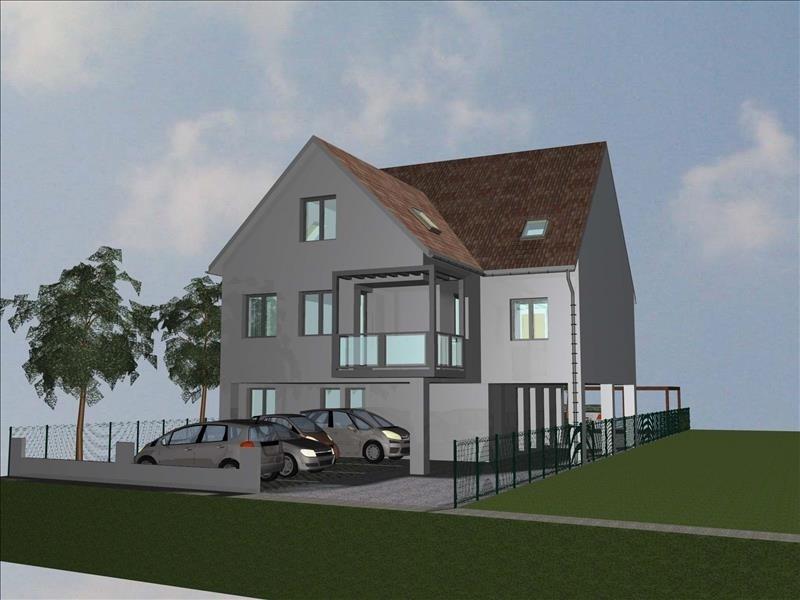 Vente appartement Eckwersheim 162200€ - Photo 1