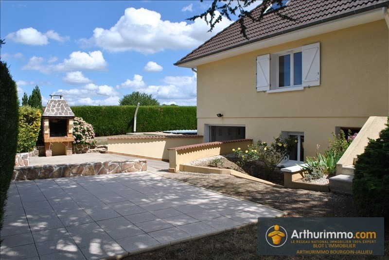 Vente maison / villa Bourgoin jallieu 279000€ - Photo 2