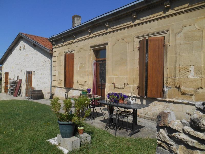 Sale house / villa Ayguemorte les graves 299000€ - Picture 1