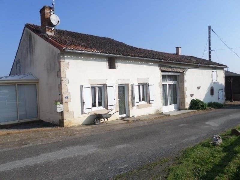 Vente maison / villa Civaux 166000€ - Photo 2
