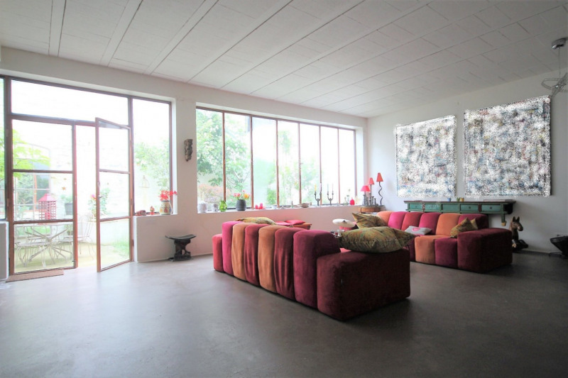 Vente de prestige maison / villa Ivry-sur-seine 1550000€ - Photo 2