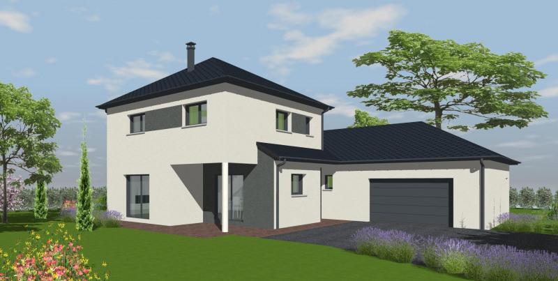"""Modèle de maison  """"Maison à étage"""" à partir de 5 pièces Lot par CTA CONSTRUCTION"""