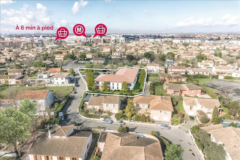 Vente appartement Toulouse 232000€ - Photo 4