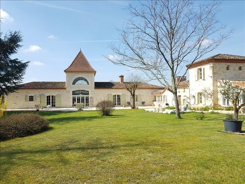 Deluxe sale house / villa Tournon d agenais 695000€ - Picture 1