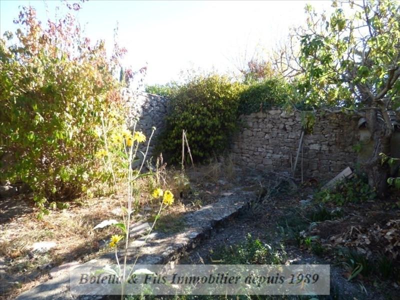 Venta  casa Barjac 146000€ - Fotografía 3