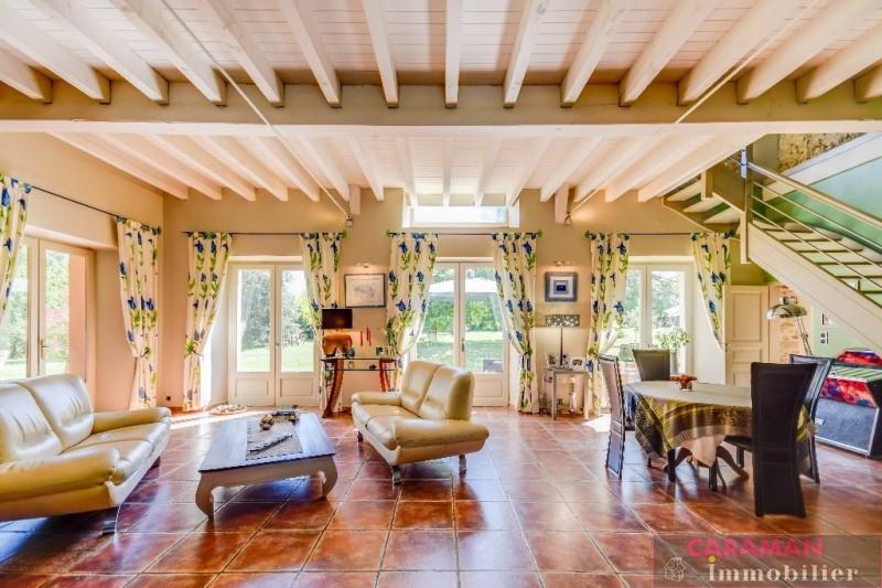 Vente de prestige maison / villa Caraman  secteur 599000€ - Photo 4